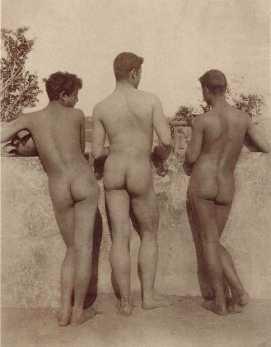 Gloeden,_Wilhem_von_(1856-1931)_-_Napoli